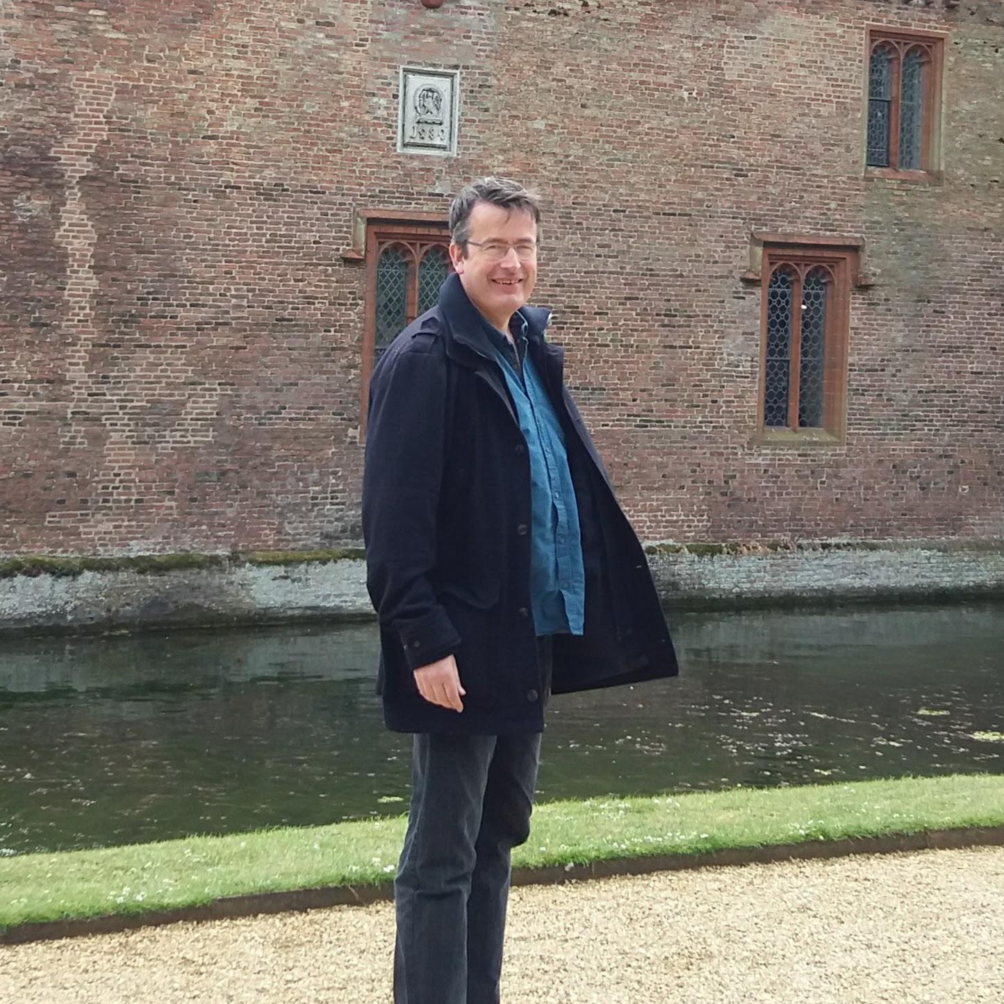 Photo of John Billingham